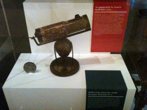 Newton's First Telescope
